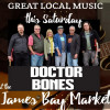 Food, music & crafts at the James Bay Community Market