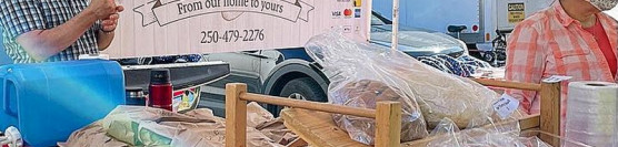 James Bay Community Market Vendor Profiles – Freeman's Baking