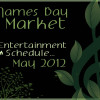 The Best (Free) Live Music in Town Every Saturday at the James Bay Market!