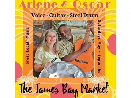 Music, Food, Crafts & Fun – June 1st – James Bay Community Market