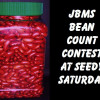 JBMS – Bean Counting Contest at Seedy Saturday