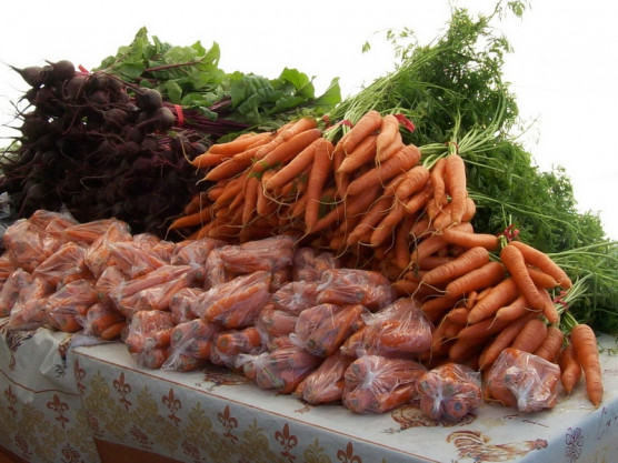 Produce & Food at the James Bay Community Market – May 2nd – 9am to 1pm