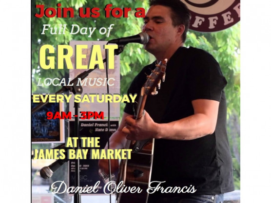The best way to enjoy a Saturday in Victoria – the James Bay Community Market
