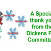 A Special Thanks from the Dickens Fair Committee
