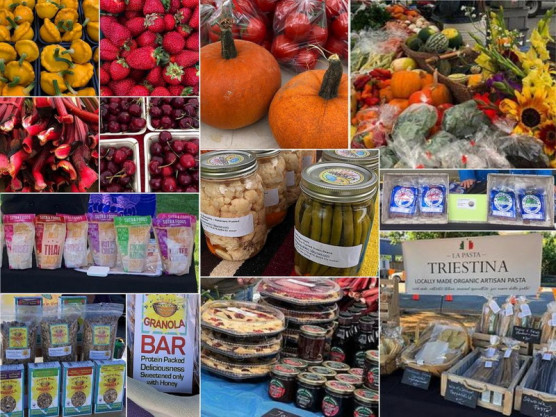 The James Bay Community Market – Last chance for great food and produce – September 26th – 9 am to 3 pm