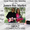 Eat, shop, play at the James Bay Community Market Saturday July 22nd, and every Saturday until the end of September