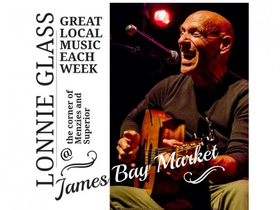 Enjoy yourself at the James Bay Community Market on Saturday – June 15th