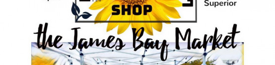 Meet us at the James Bay Market Saturdays – May 4th through Sept. 28th