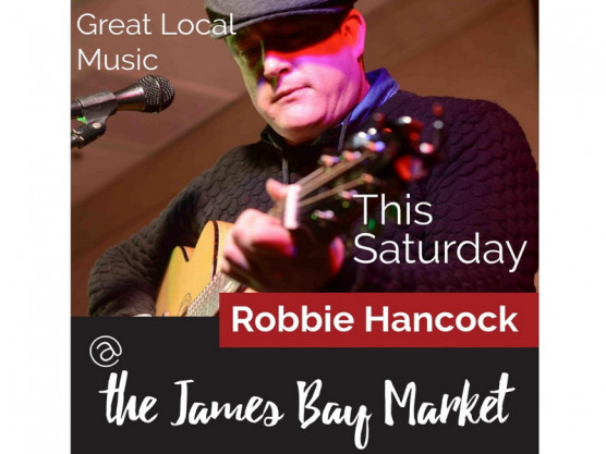 James Bay Community Market, the place to be this Saturday!