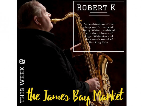 James Bay Community Market – Music is back!!! – July 17th