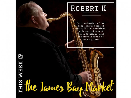 Music for May 4th, 2019 – James Bay Community Market