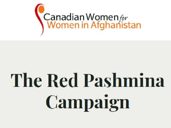 Canadian Women for Women in Afghanistan – Saturday July 17th from 10 am to 2 pm