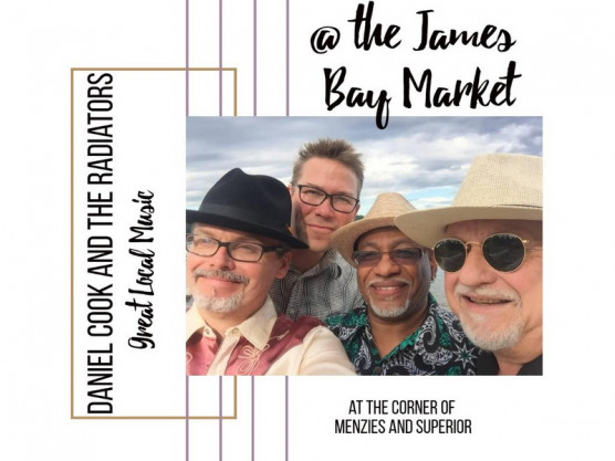 Harvest Day at the James Bay Community Market – Crafts, Music, Produce – Fun for the whole family!